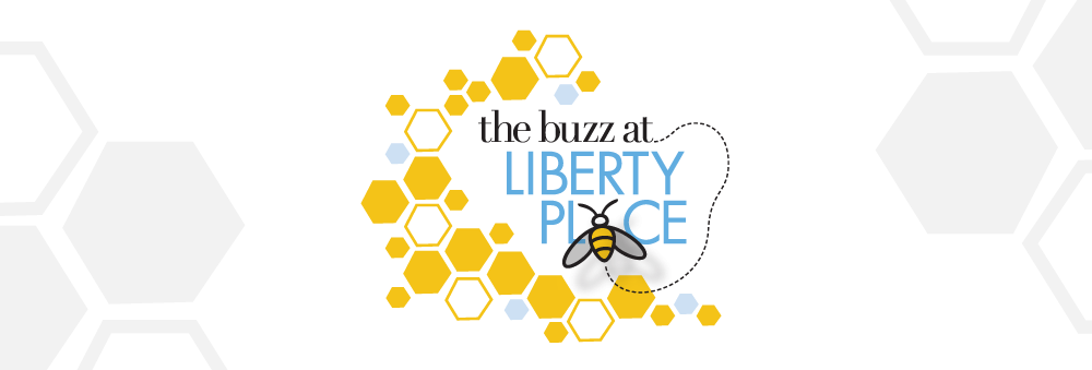 The Buzz at Liberty Place Logo