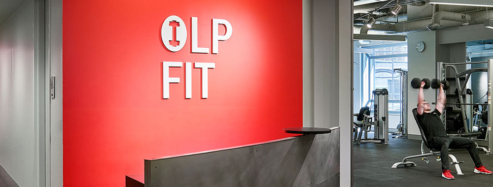 OLP Fit Front Desk